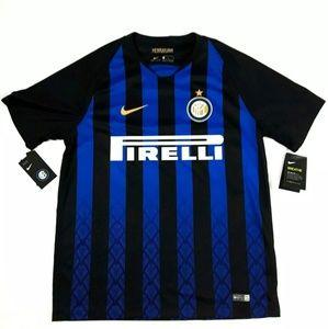 Nike Inter Milan Home Soccer Jersey 2018/19